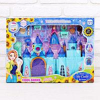 Замок для кукол «Чудо» с аксессуарами, световые и звуковые эффекты