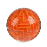 Головоломка «Шар», цвет оранжевый
