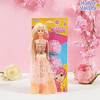 Кукла на подложке с аксессуарами «Самой модной», МИКС, фото 1
