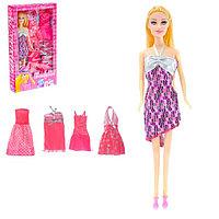 Кукла модель «Модные наряды» с аксессуарами, МИКС, фото 1