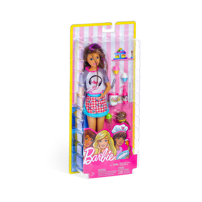 Кукла «Барби и щенки», МИКС