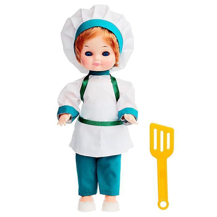 Кукла «Повар», 35 см, МИКС