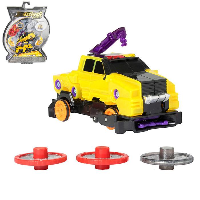 Машинка-трансформер «Дикие Скричеры: Ви-Бон л» - фото 1