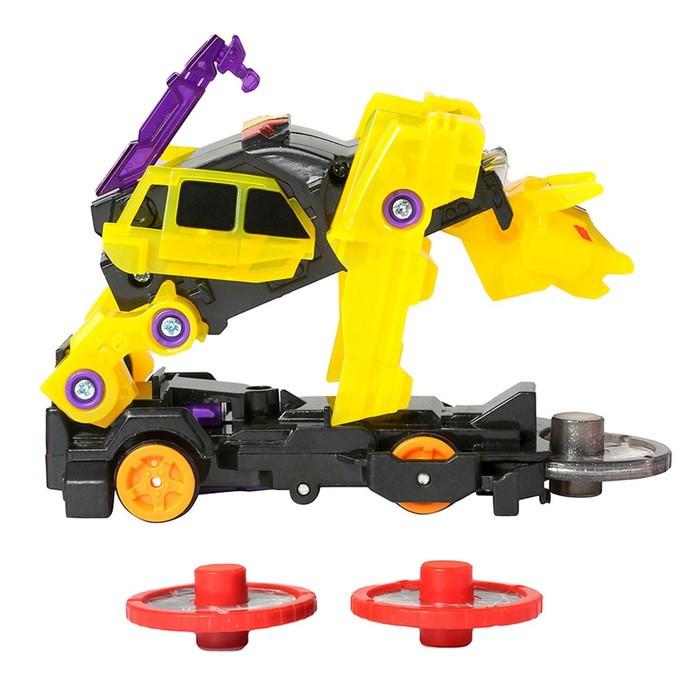 Машинка-трансформер «Дикие Скричеры: Ви-Бон л» - фото 3