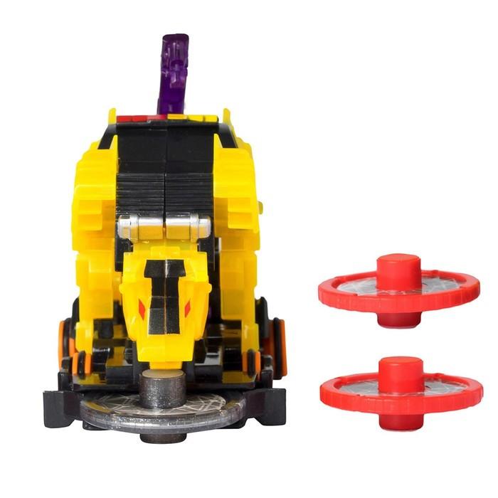 Машинка-трансформер «Дикие Скричеры: Ви-Бон л» - фото 4