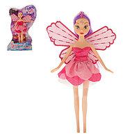 """Кукла фея """"Кира"""" в платье"""