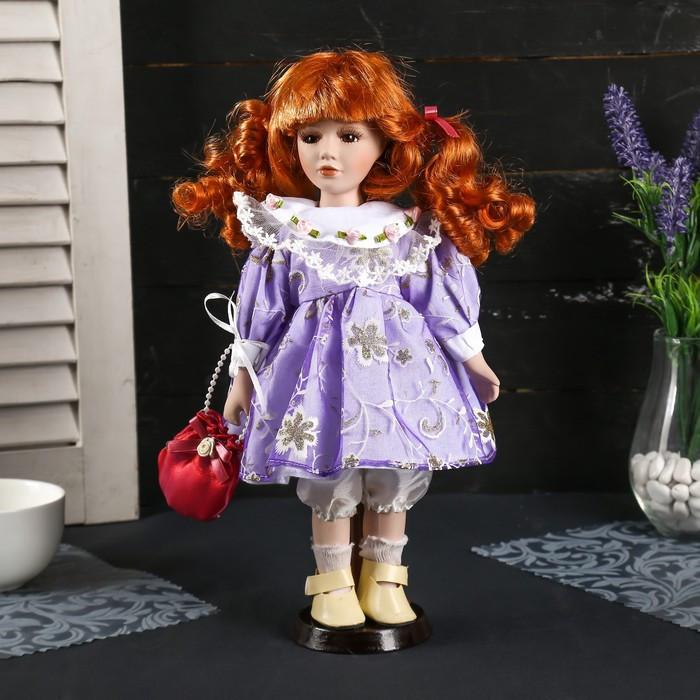 """Кукла коллекционная """"Леся"""" 30 см"""