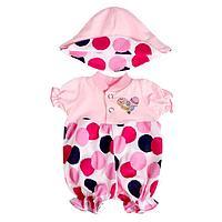 Одежда для кукол «Песочник со шляпкой», МИКС, фото 1
