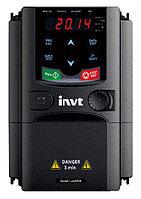 Частотный преобразователь INVT GD200A-7R5G/011P-4, 7,5 кВт