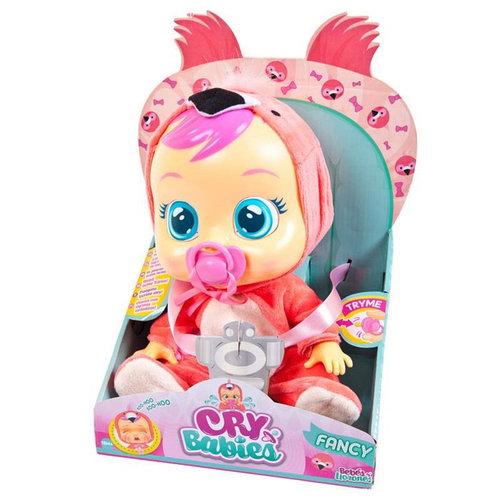 Кукла интерактивная «Плачущий младенец Fancy», 31 см