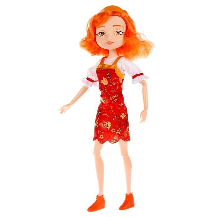 Кукла «Варвара», 29 см, руки и ноги сгибаются - фото 2