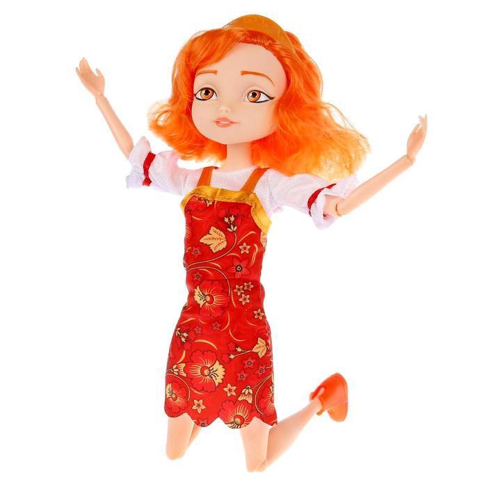 Кукла «Варвара», 29 см, руки и ноги сгибаются - фото 3