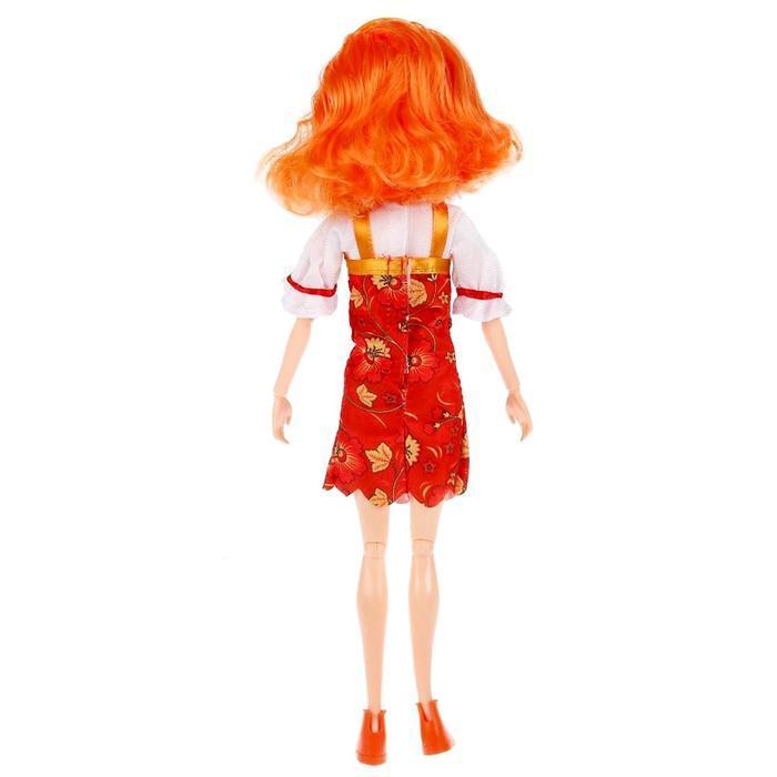 Кукла «Варвара», 29 см, руки и ноги сгибаются - фото 4