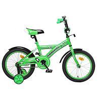 """Велосипед 16"""" Graffiti Storman RUS 2019, цвет зелёный, фото 1"""