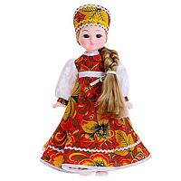 Кукла «Василина Хохлома», 45 см, МИКС, фото 1