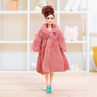 Кукла модель «Инна» в шубе, МИКС