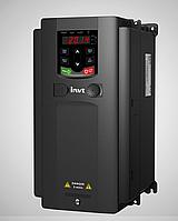 Частотный преобразователь INVT GD200A-015G/018P-4, 15 кВт