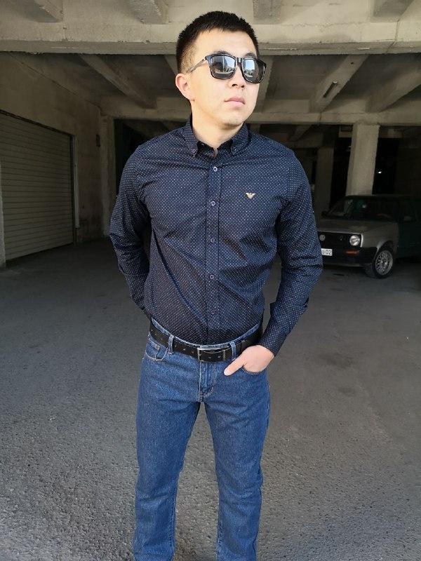 Рубашка турецкая - фото 1