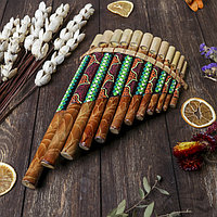 "Музыкальный инструмент ""Флейта"" 30х5х18 см МИКС"