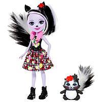 Кукла «Энчантималс» с любимым зверьком