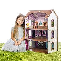 """Конструктор """"Кукольный домик. Мария"""" фанера: 3 мм, фото 1"""