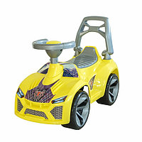 Толокар «Машина ламбо», желтый