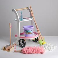Детский игровой набор «Уборка» 65×29×20 см