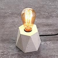 Настольная лампа 4430/1 E27 60Вт белый 10х10х10 см