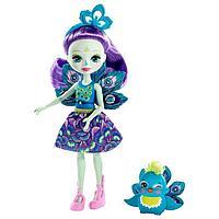Кукла «Энчантималс» с любимым зверёнком