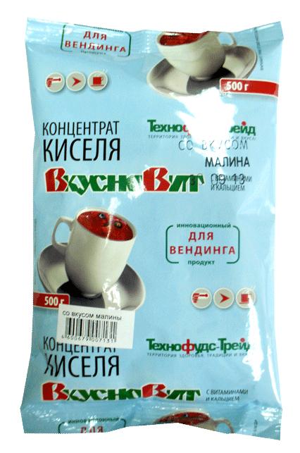 Кисель ВкусноВит, 0.5 кг