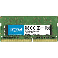 Оперативная память для ноутбука Crucial PC4-21300 CT16G4SFD8266 (16GB, DDR4, 2666 MHz, SO-DIMM, 1.2V)