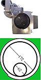 Измельчитель (шинкователь, слайсер) CL52 монофазный DURFO, фото 5