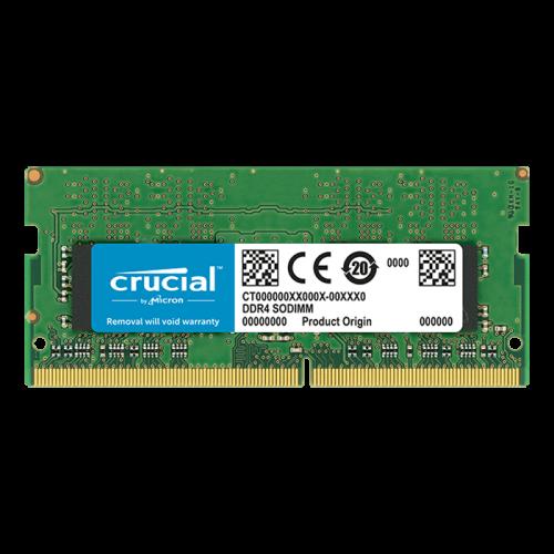 Оперативная память для ноутбука Crucial PC4-21300 CT8G4SFS8266 (8GB, DDR4, 2666 MHz, SO-DIMM, 1.2V)