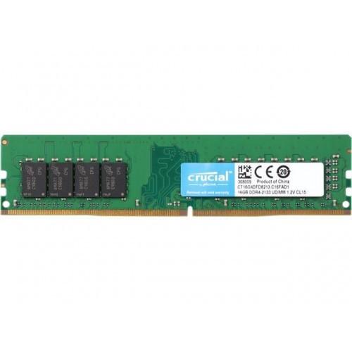 Оперативная память Crucial  CT16G4DFD8266 PC4-21300 (16GB, DDR4, 2666 MHz, 1.2V)