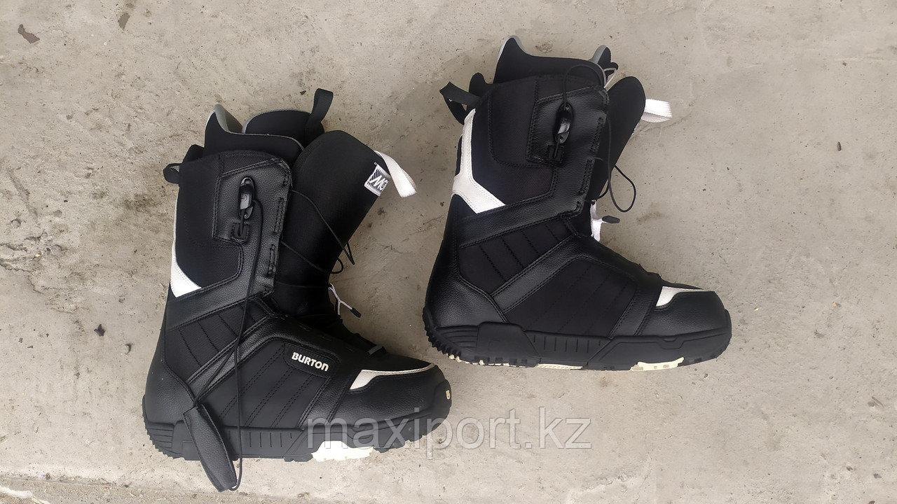 Ботинки для сноуборда бу Burton Moto