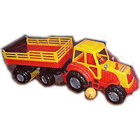 Инерционная машина, грузовик, пластмассовая, Полесье.