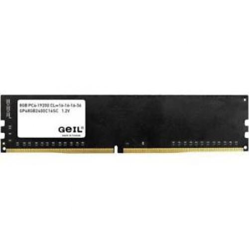 Оперативная память GEIL PC4-21300 GN48GB2666C19S (8GB, DDR4, 2666MHz, 19-19-19-43) Bulk Pack
