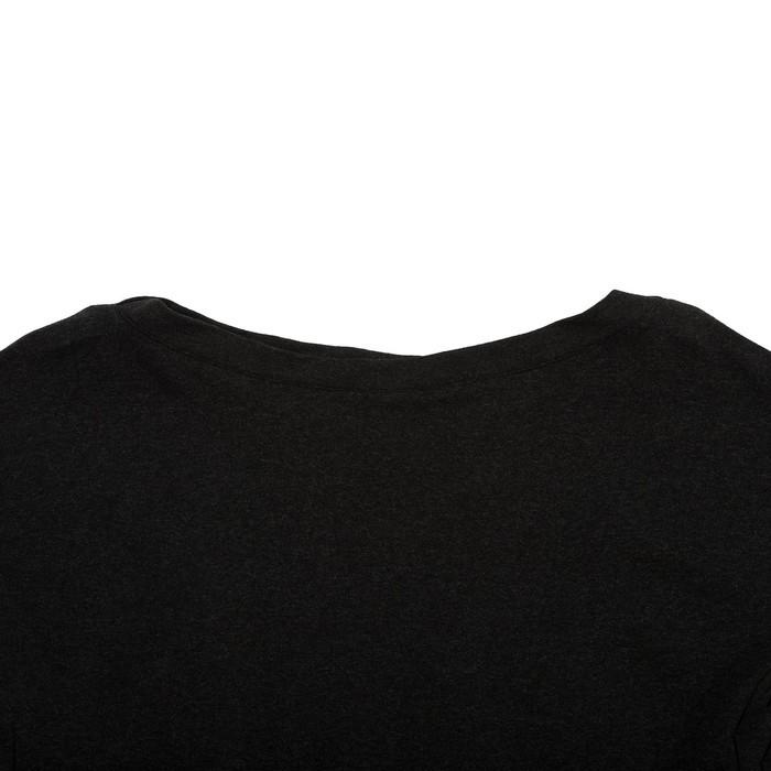 Платье женское «Комильфо», цвет антрацит, размер 42 - фото 2