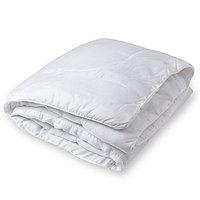Одеяло Этель Лебяжий пух 140х205, чехол - микрофибра, пакет (одноиг. стежка)