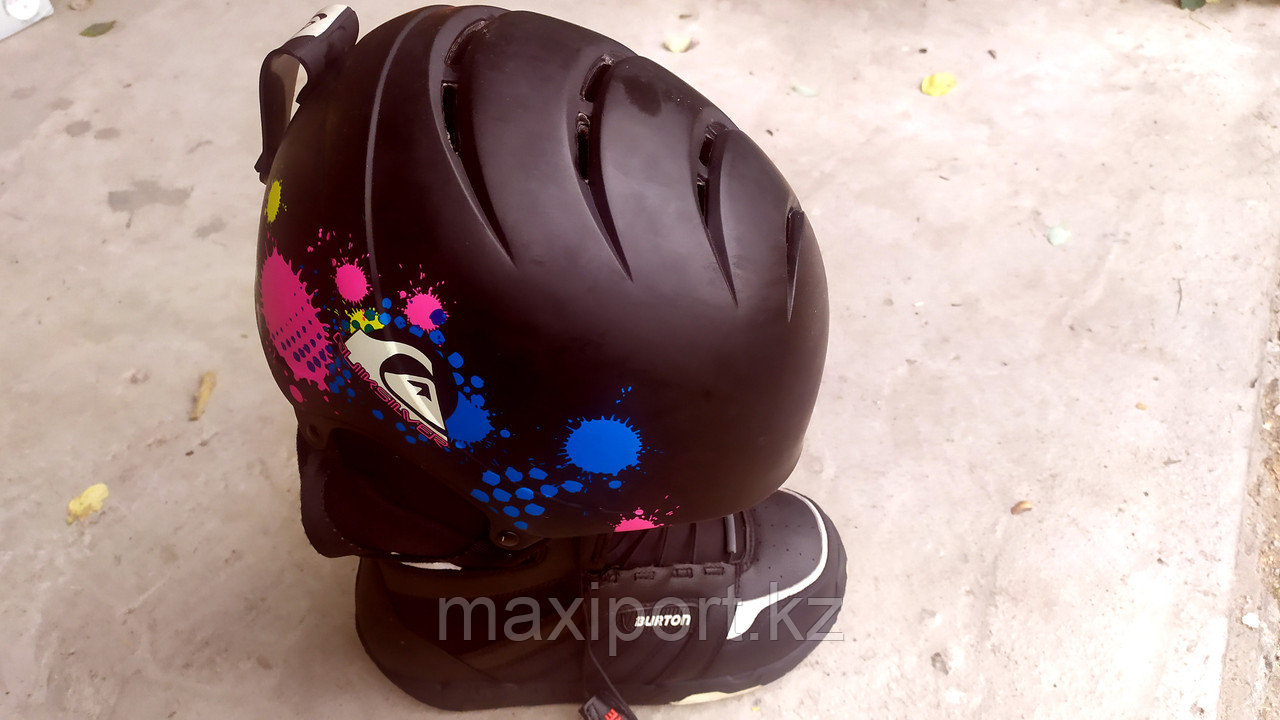 Шлем горнолыжный quicksilver б/у