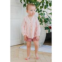Блузка для девочки MINAKU, рост 110 см, цвет розовый