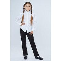 Блузка для девочки, цвет белый, рост 146 см