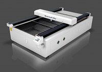 Станок лазерной резки и гравировки металлов и неметаллов с ЧПУ LM HYBRID 1530/220 Вт