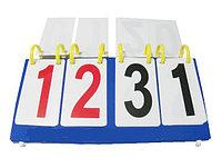 Спортивное табло перекидное судейское 4 цифр