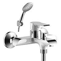 Смеситель Rossinka Silvermix W35-31 для ванны монолитный
