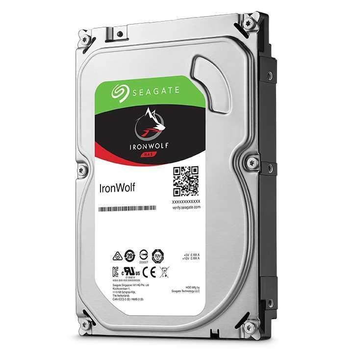 "Жесткий диск  2Tb HDD Seagate IronWolf SATA 3.5""  ST2000VN004"