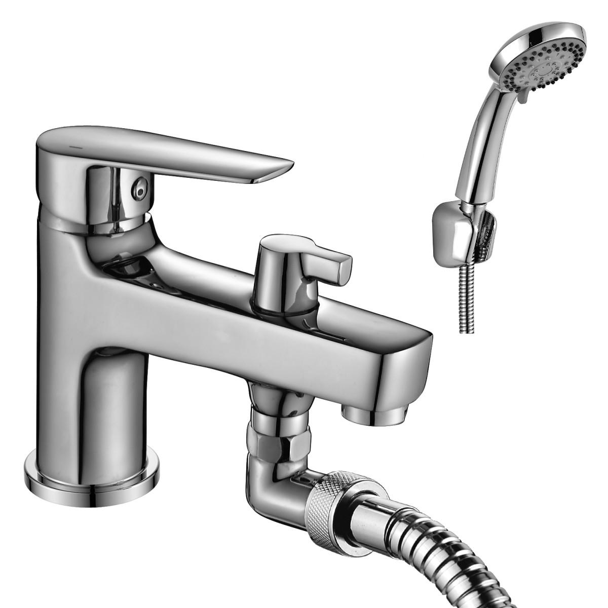 Смеситель Rossinka Sivermix S35-38 для ванны и душа