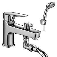 Смеситель Rossinka Sivermix S35-38 для ванны и душа, фото 1