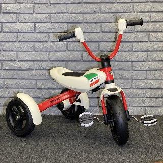 Складной трёхколёсный велосипед M-200 ,,LECOCO Italy'' от 2 до 5 лет