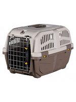 """Trixie Транспортировочный бокс """"Skudo 1"""", одобрен большинством авиакомпаний, для животных до 12 кг, XS"""